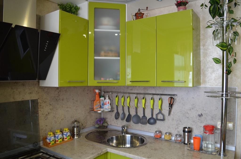 реальные кухни в хрущевке фото