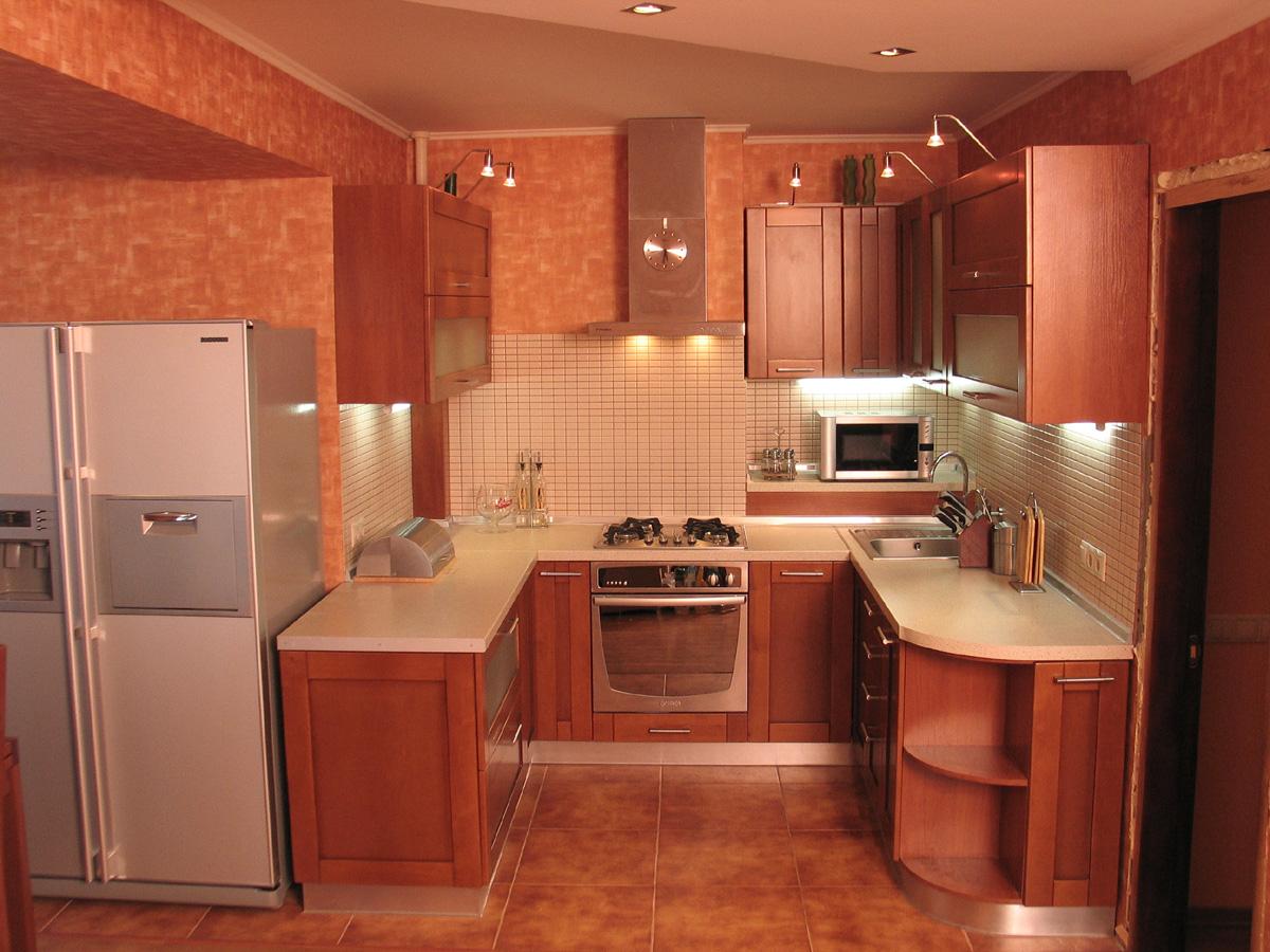 Планировка Кухни: Самые Удачные Варианты С Фотопримерами regarding 87 Удивительно Планировка Кухни Фото - Goosengz