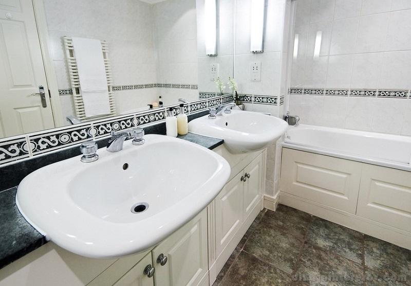 Дизайн белой ванной комнаты: фото примеры от профессиональных дизайнеров