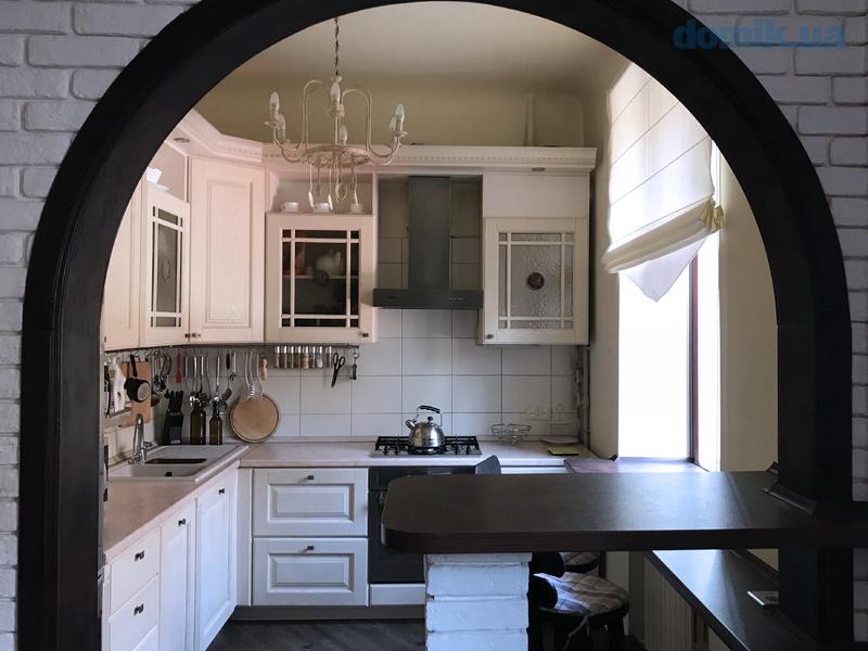 Арка на кухне: плюсы и минусы, разновидности, реальные фото примеры и идеи оформления