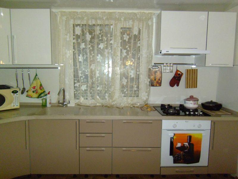 Дизайн кухни цвета капучино: 100+ реальных фото примеров и идей оформления