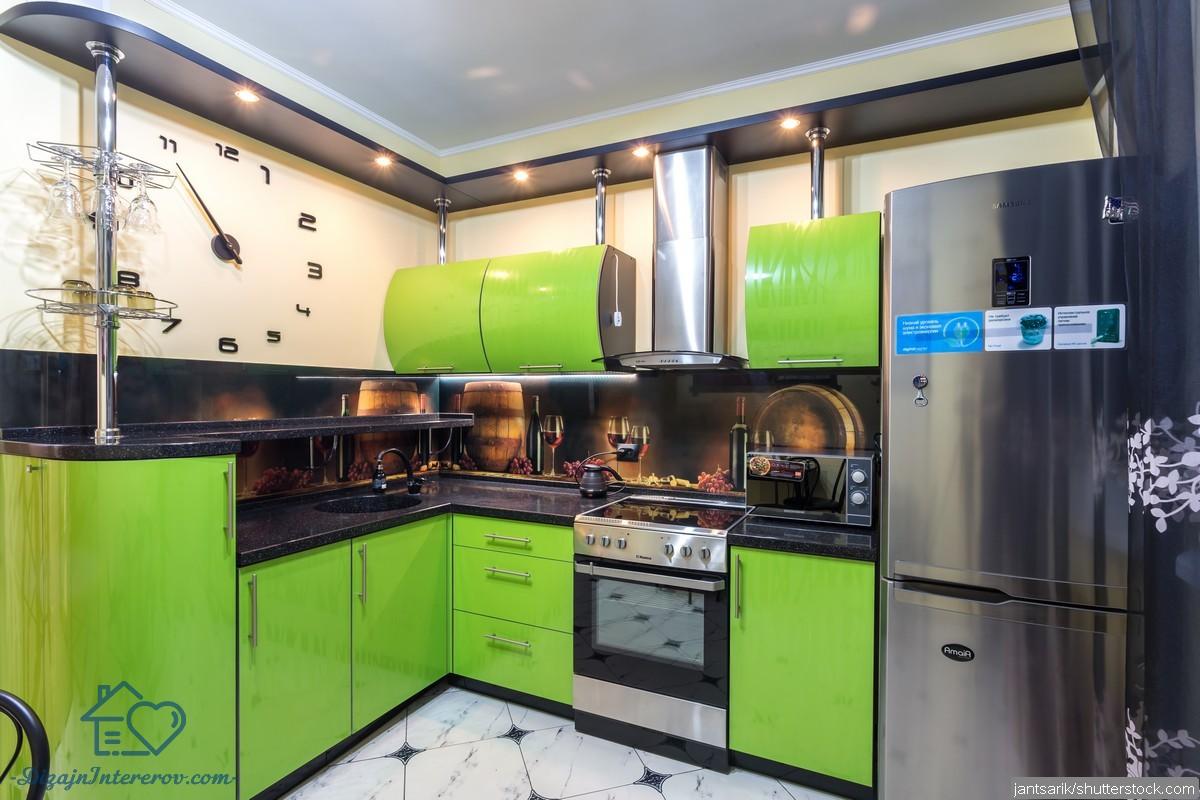 Красивая кухня: 150  фото примеров от профессиональных дизайнеров