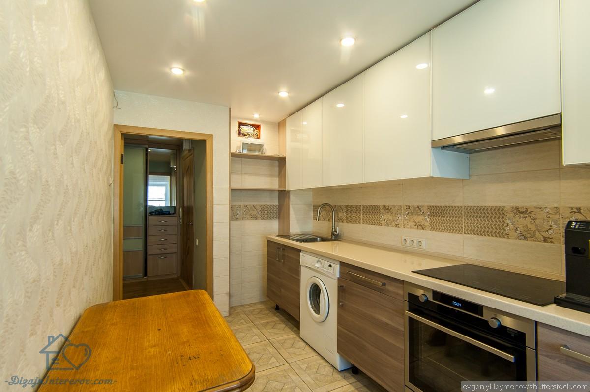 Дизайн кухни площадью 8 кв. метров: 90+ фото примеров и оригинальных идей оформления