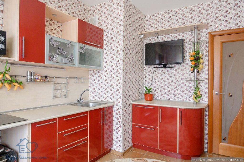Кухня из акрила: плюсы и минусы, 100+ фото примеров и оригинальных идей дизайна