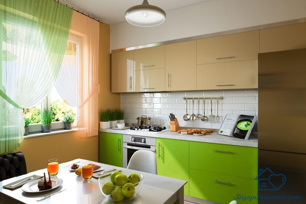 Дизайн кухни салатового цвета: 170+ реальных фото примеров и оригинальных идей оформления