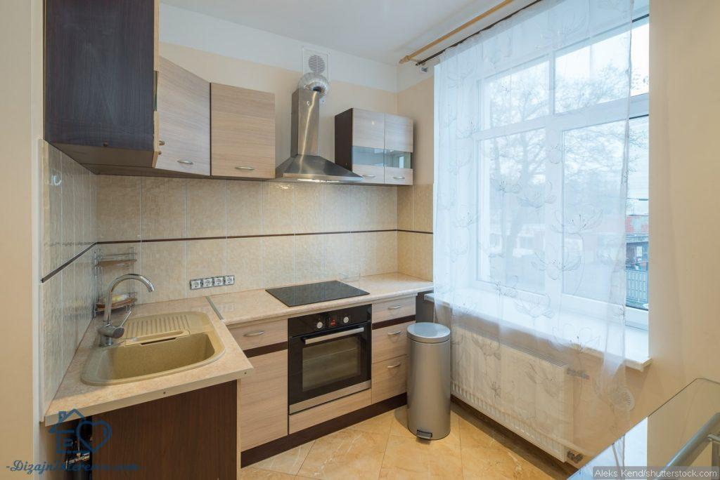 Дизайн кухни в панельном доме: 10 советов по оформлению и 130+ фото примеров
